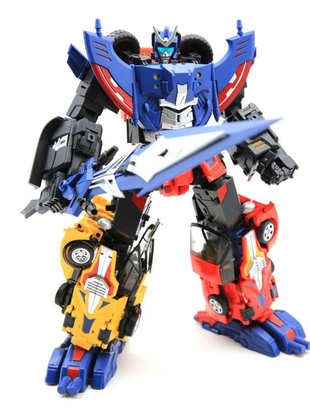 เปิดจอง TFC Trinity Force Tf 01-03 Full set