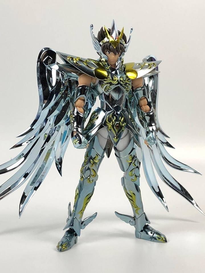 ้เปิดจอง GreatToys Saint Cloth Myth EX Pegasus Seiya Godcloth