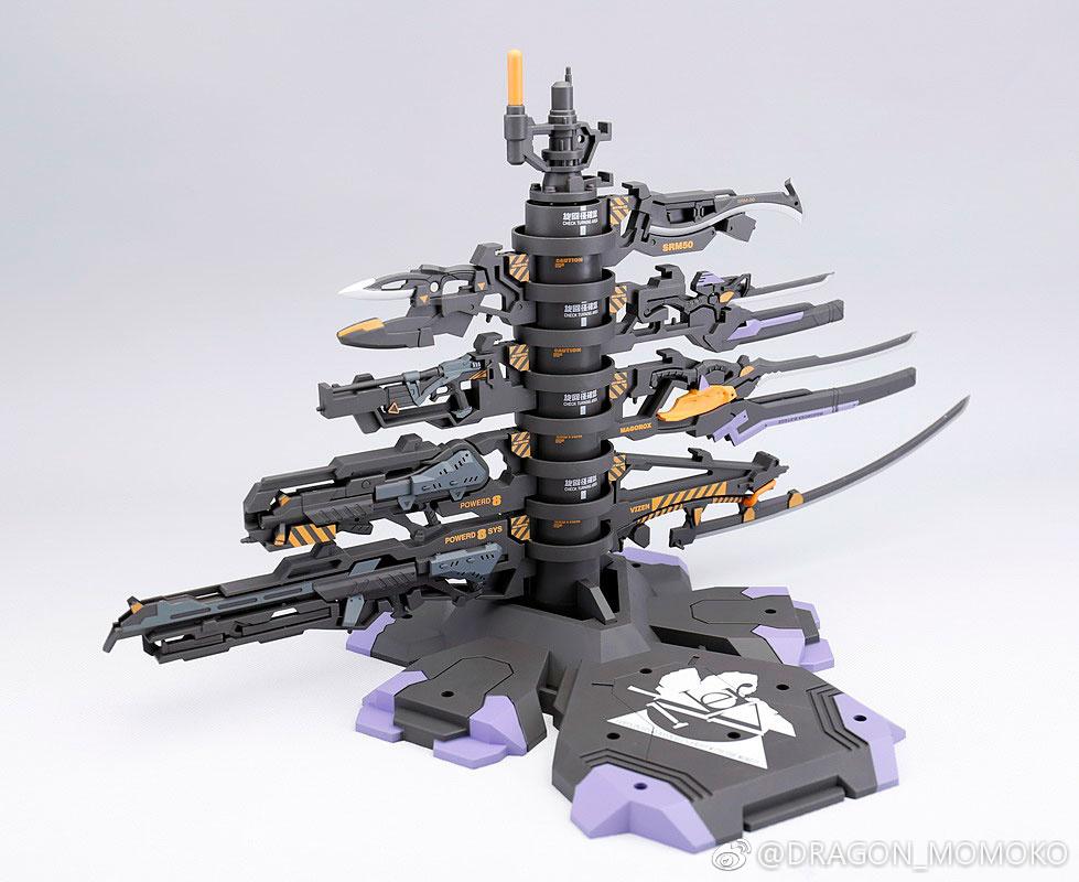 พร้อมส่ง Dragon Momoko MG Arming tree and progressive weapons