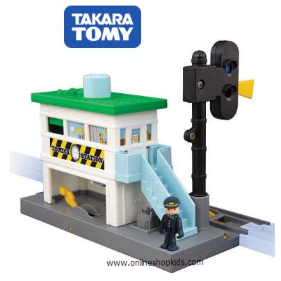 สถานีรถไฟโทมิกา Tomica Hypercity All Aboard Train Station
