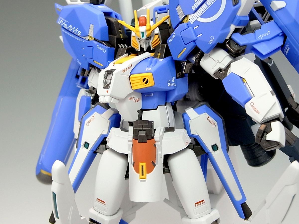 เปิดจอง Storm Model Metal Robot Damashi (Ka Signature) - Ex-S Gundam