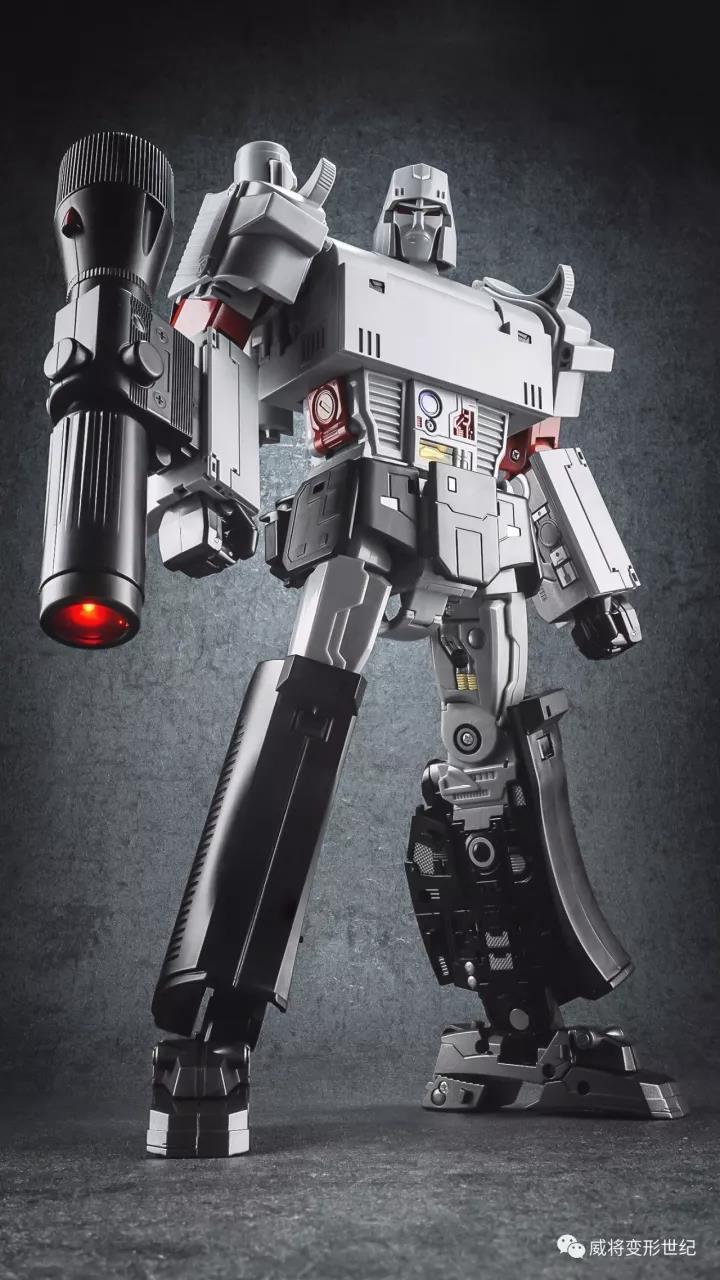 เปิดจอง Weijiang Transformer NE-01 New Evolution Megatron Oversized MP36