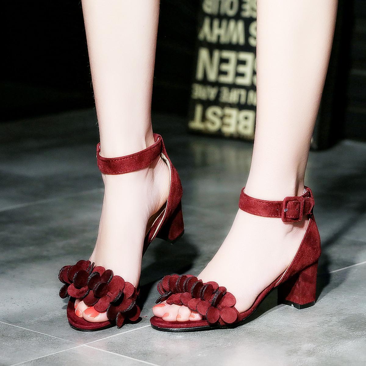 Preorder รองเท้าแฟชั่น สไตล์ เกาหลี 33-43 รหัส 9DA-2805