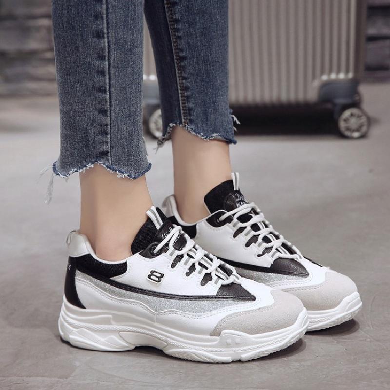 Preorder รองเท้าผ้าใบ 35-39 รหัส 9DA-6116