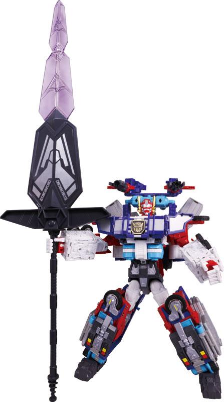เปิดจอง Transformers Encore - God Fire Convoy( มัดจำ 2500 บาท)