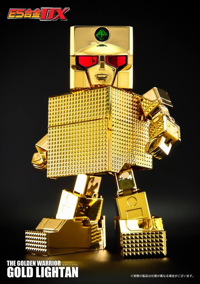 เปิดจอง ES Gokin DX - Gold Lightan