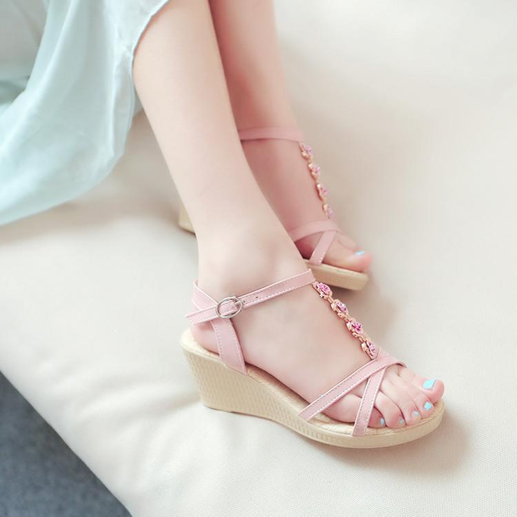 Preorder รองเท้าแฟชั่น สไตล์เกาหลี 34-39 รหัส 9DA-0291