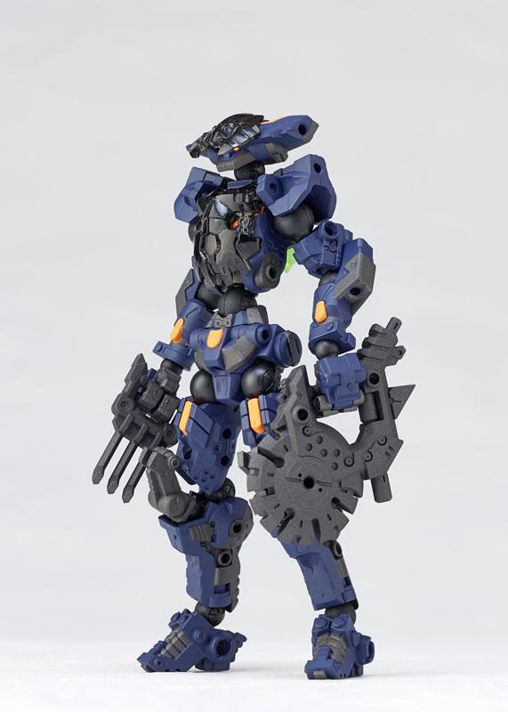 เปิดจอง Assemble Borg NEXUS 028 - Serevroid Command Blue (มัดจำ500 บาท )