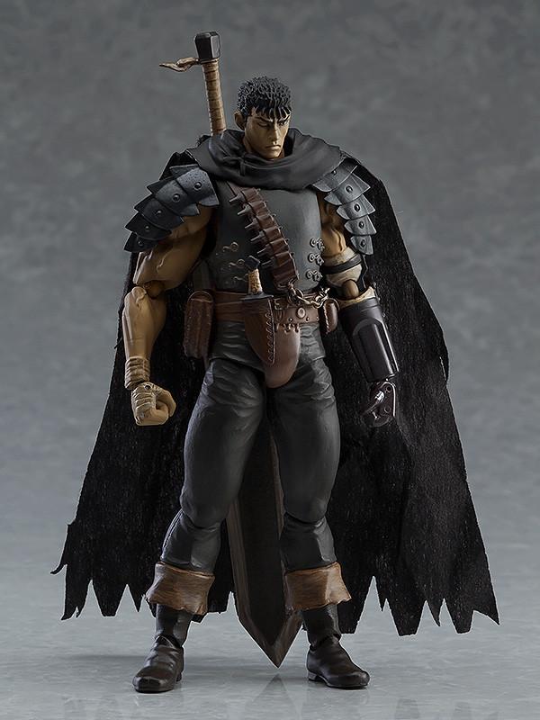 figma Guts: Black Swordsman ver. Repaint Edition (มัดจำ 500 บาท)