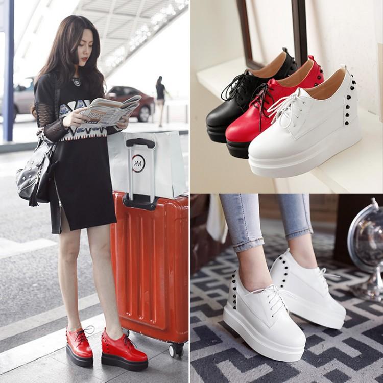 Preorder รองเท้าแฟชั่น สไตล์เกาหลี 31-42 รหัส 9DA-8564