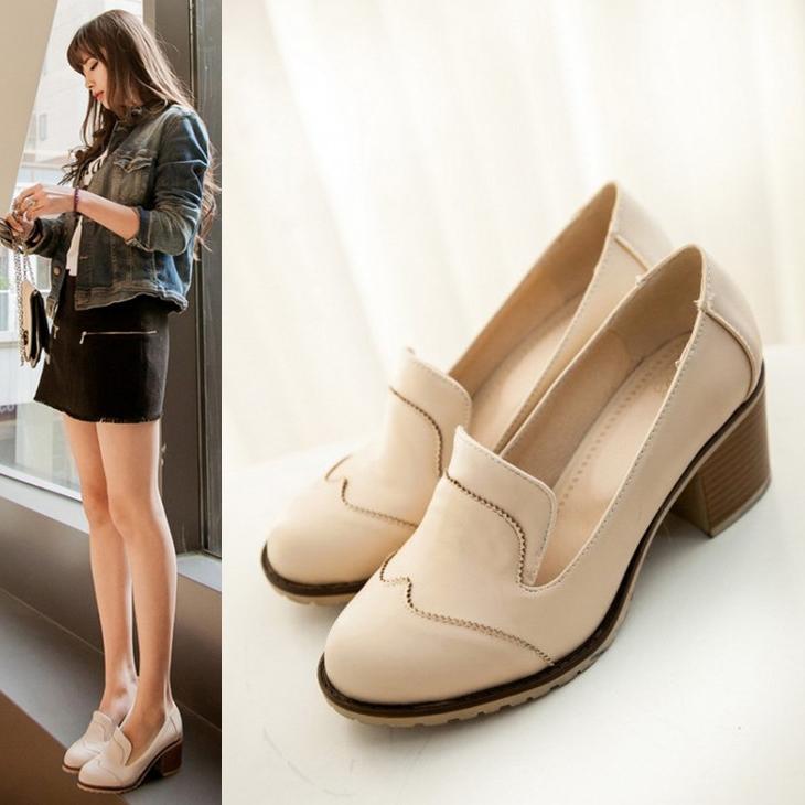 Preorder รองเท้าแฟชั่น สไตล์ เกาหลี 33-43 รหัส 9DA-6509