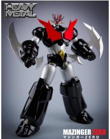 เปิดจอง Action Toys - HEAVY METAL MAZINGER ZERO (มัดจำ 3000 บาท)