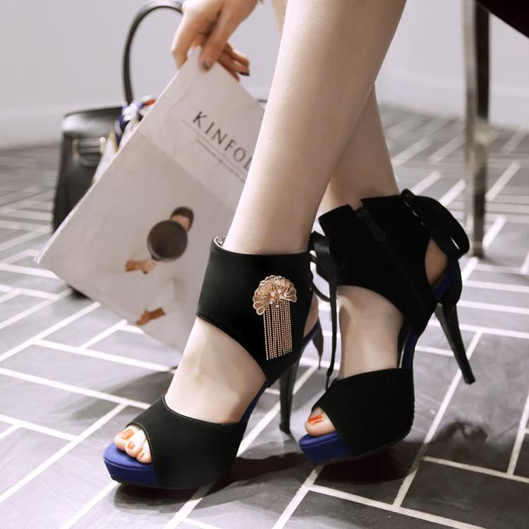 Preorder รองเท้าแฟชั่น สไตล์เกาหลี 34-43 รหัส 9DA-5093