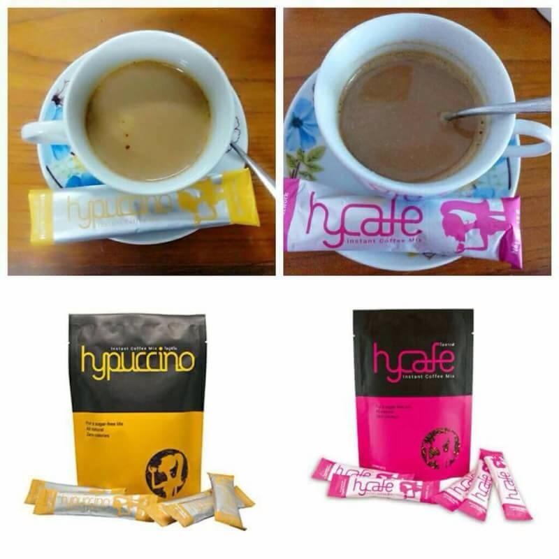 Hypuccino Instant Coffee Mix