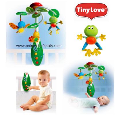โมบาย Tiny Love My Nature Pals Mobile, Green