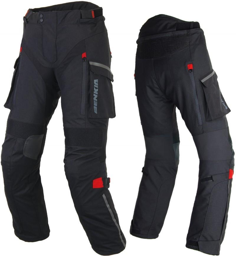 กางเกงขับรถ Benkia HDF-PW47 (แนวทัวริ่ง)