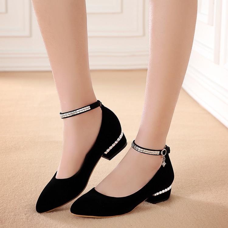 Preorder รองเท้าแฟชั่น สไตล์เกาหลี 34-39 รหัส N5-1791