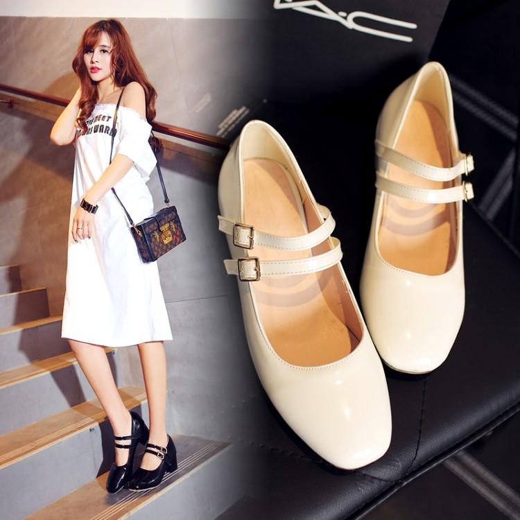 Preorder รองเท้าแฟชั่น สไตล์ เกาหลี 32-43 รหัส 9DA-1571