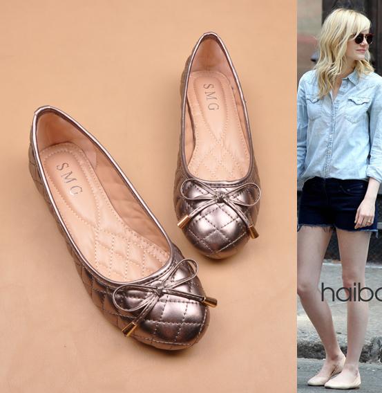 Preorder รองเท้าแฟชั่น สไตล์เกาหลี 35-41 รหัส GB-5912