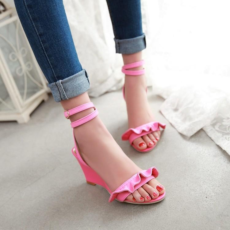 Preorder รองเท้าแฟชั่น สไตล์เกาหลี 33-42 รหัส 9DA-2495