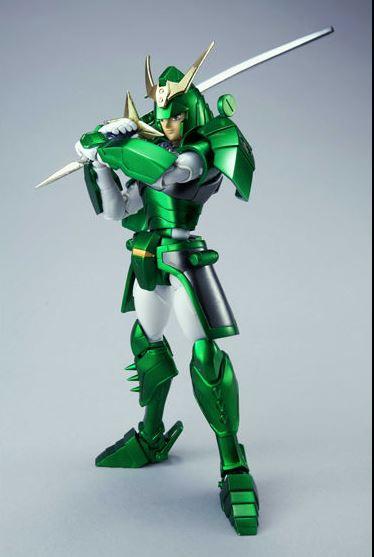 เปิดจอง Hitoys Model Armor Plus Samurai Trooper Korin No Seiji