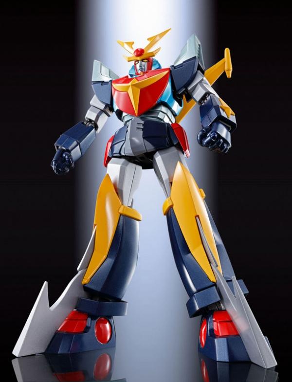 เปิดจอง Soul Of Chogokin GX-82 Invincible Steel Man Daitarn 3 F.A. (มัดจำ 700 บาท)