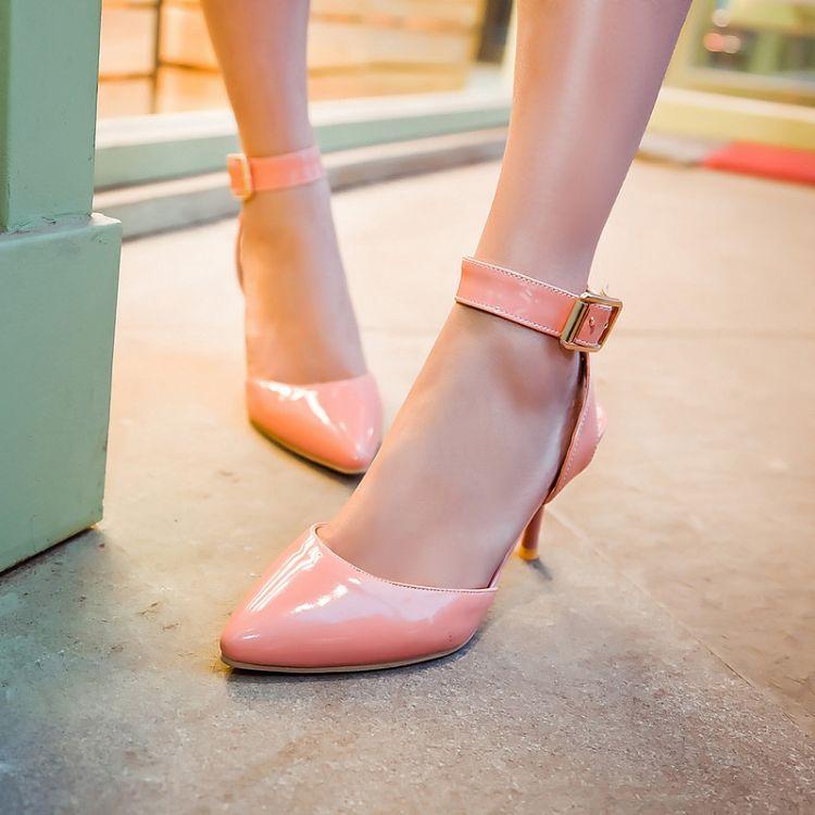 Preorder รองเท้าแฟชั่น สไตล์เกาหลี 32-45 รหัส 9DA-8464