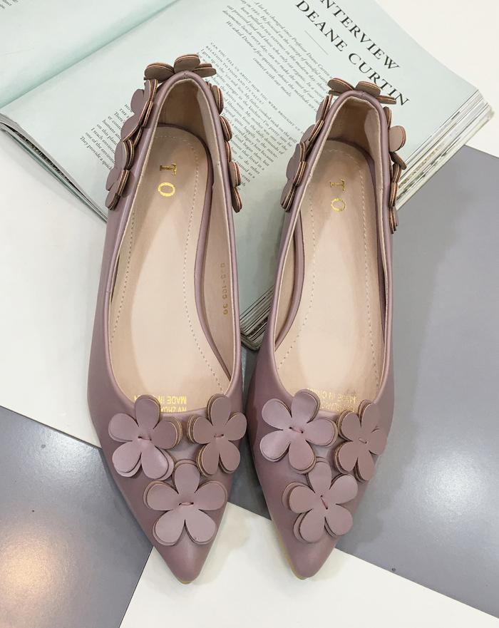Preorder รองเท้าแฟชั่น สไตล์เกาหลี 35-41 รหัส GB-3542