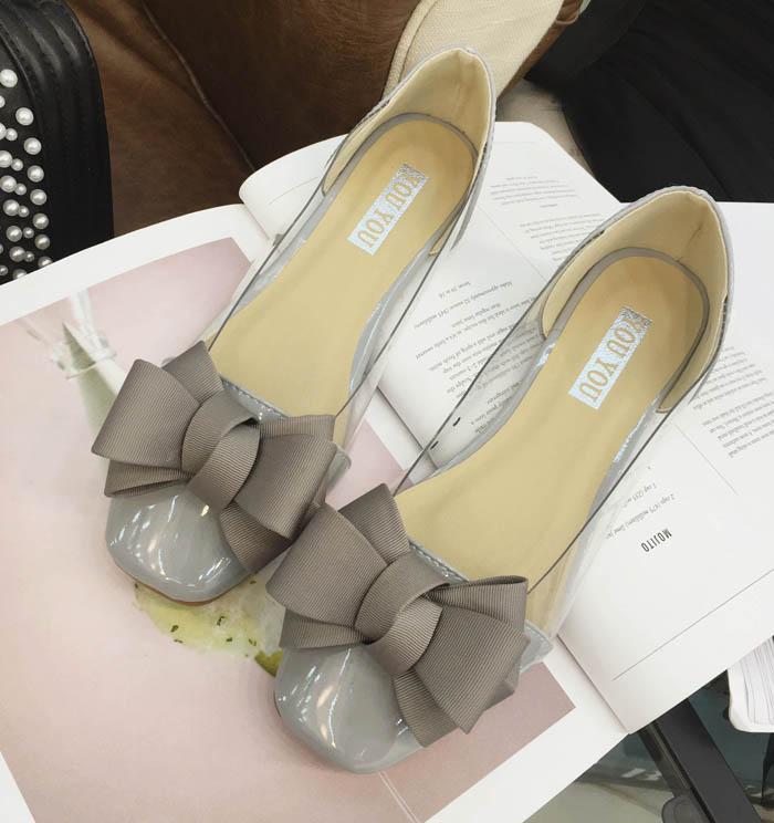 Preorder รองเท้าแฟชั่น สไตล์เกาหลี 35-40 รหัส GB-2032