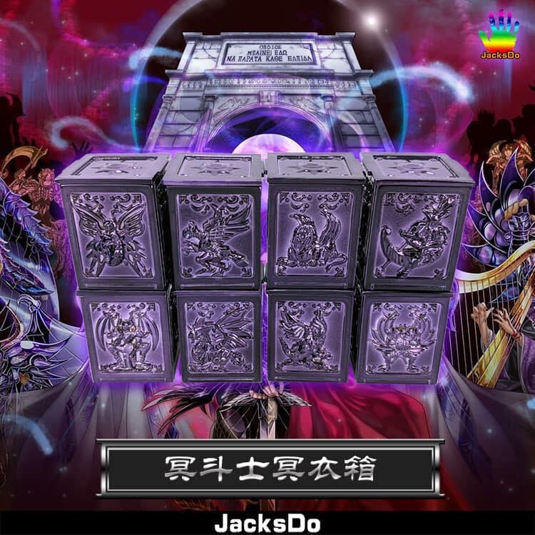 เปิดจอง Jacksdo Appendix clothbox Specter Surplice set