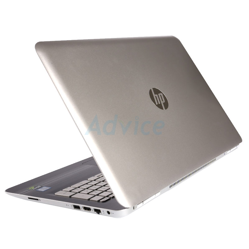 Notebook HP Pavilion 15-bc023TX (Silver)
