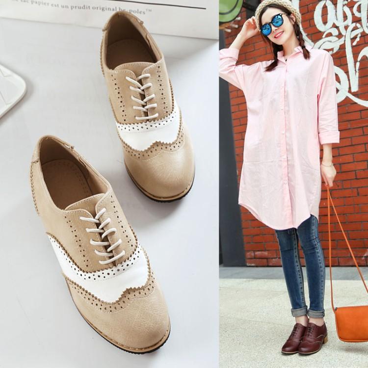 Preorder รองเท้าแฟชั่น สไตล์เกาหลี 33-42 รหัส 9DA-4444