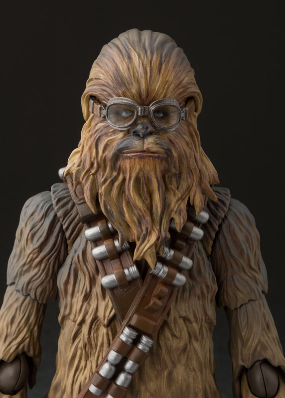 เปิดจอง S.H. Figuarts Chewbacca (SOLO) (มัดจำ 500 บาท)