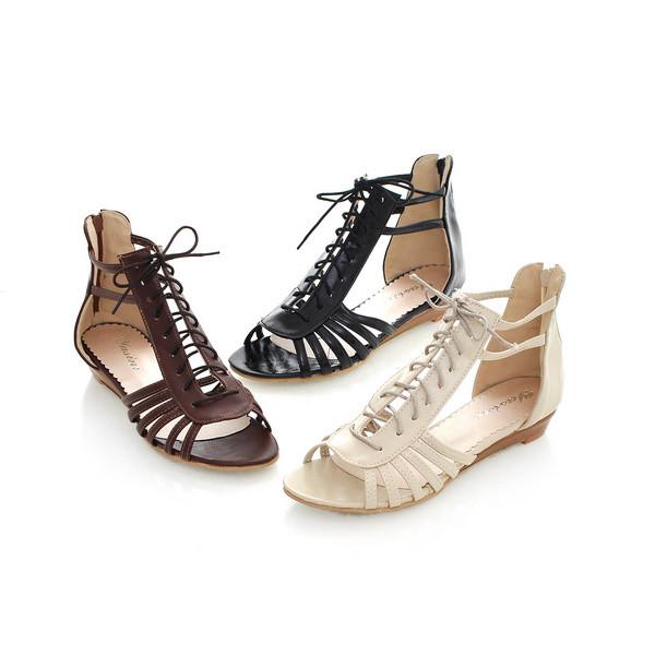 Preorder รองเท้าแฟชั่น สไตล์ เกาหลี 34-43 รหัส 9DA-48115