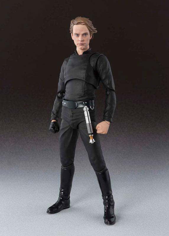 เปิดจอง S.H. Figuarts Luke Skywalker (Reissue)(มัดจำ 500 บาท)