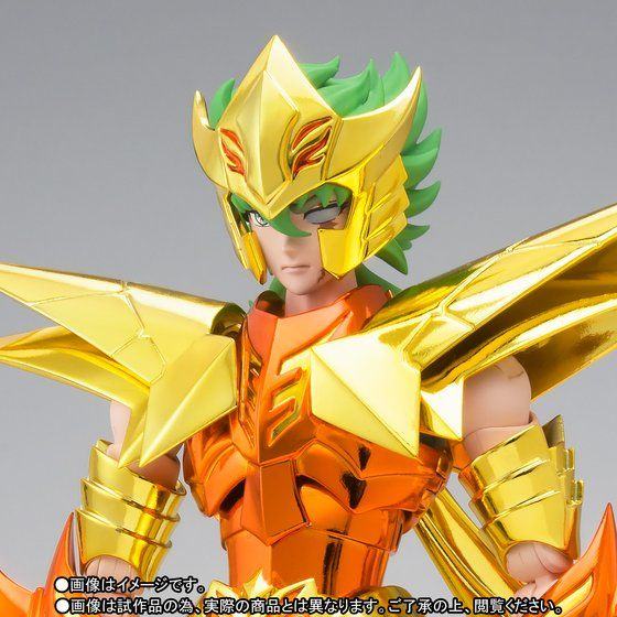 เปิดจอง Saint Seiya Myth Cloth EX Kraken Isaac TamashiWeb Exclusive (มัดจำ 500 บาท)