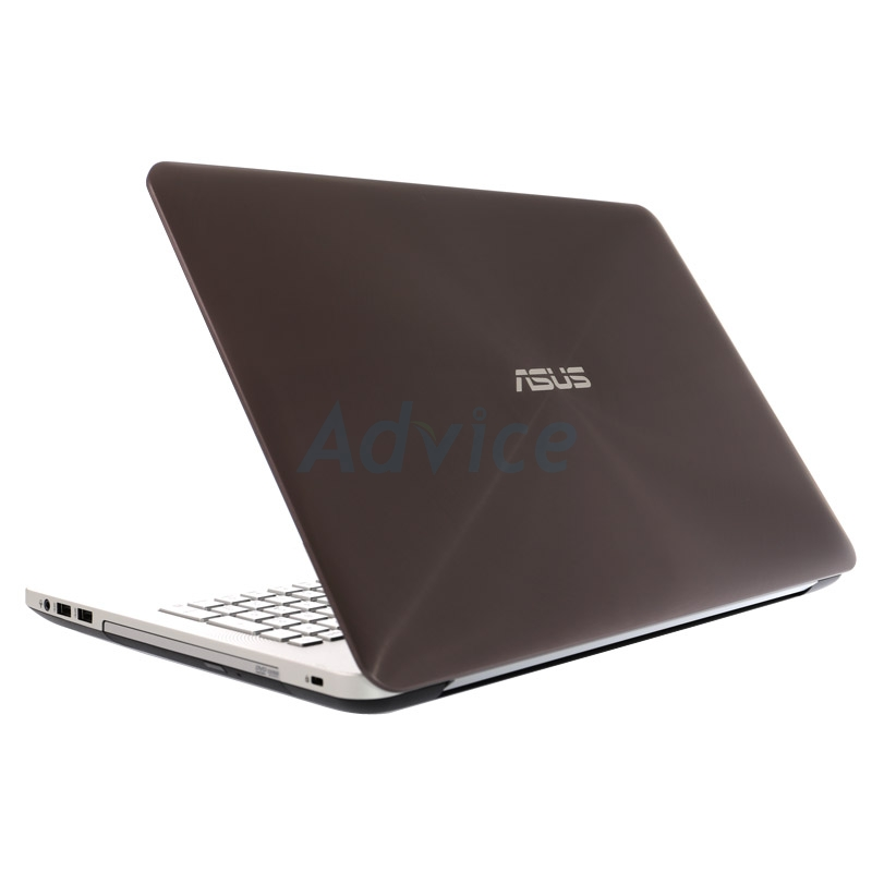 Notebook Asus N552VX-FI060D (Gray)