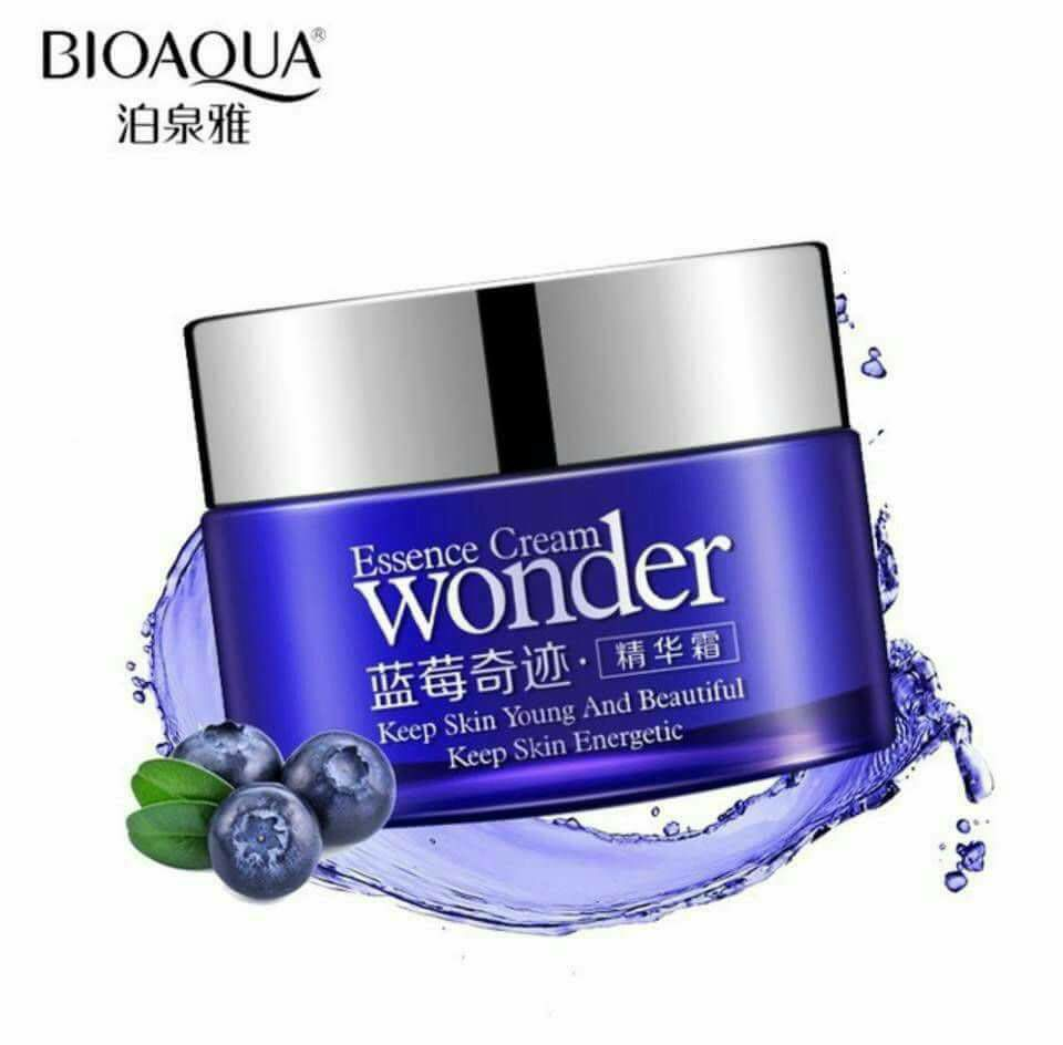 BIOAQUA Blueberry Wonder Cream