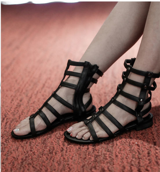 Preorder รองเท้าแฟชั่น สไตล์ เกาหลี 33-42 รหัส 9DA-0033