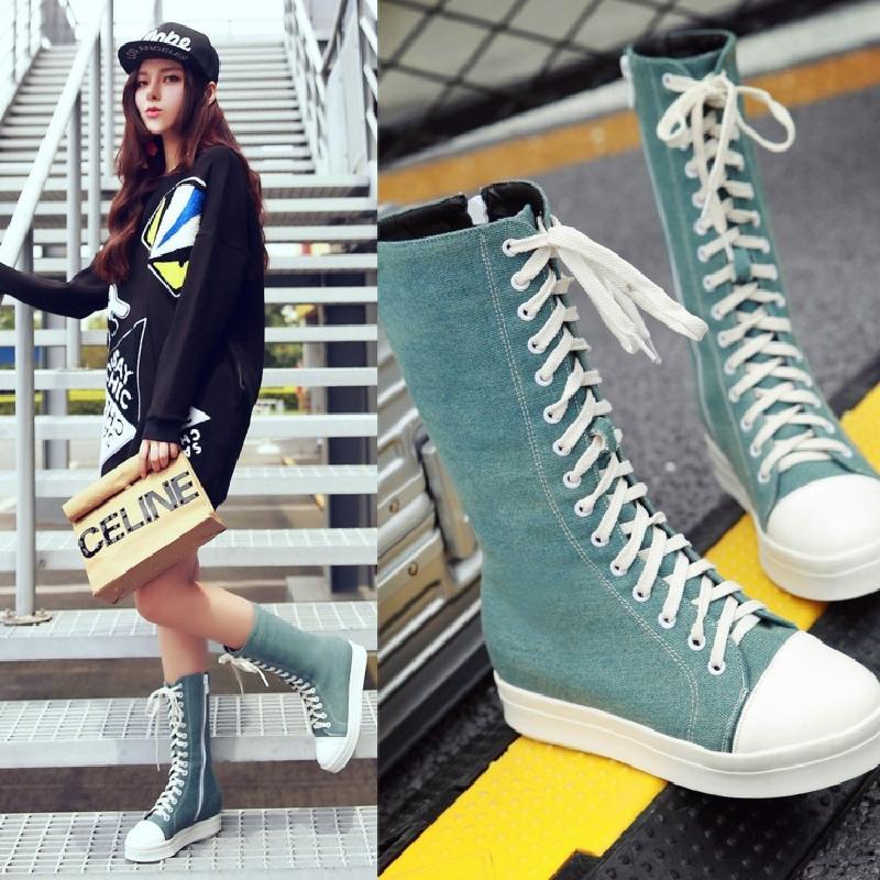 Preorder รองเท้าแฟชั่น รองเท้าผ้าใบ 33-43 รหัส N5-6116