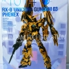 Bandai Gundam Fix Metal Composite - Unicorn Gundam 3rd Unit Phenex