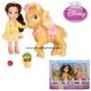 เซ็ทตุ๊กตา Disney Princess 6 inch Toddler Doll and Pony, Belle