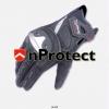 ถุงมือ Komine GK 144 Super fitSportsGlove Titanium