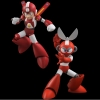 4-Inch-inel MEGA MAN SUPER MEGA MAN & CUT MAN limited