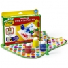 ชุดระบายสีน้ำ Crayola My First Crayola Washable Little Artist Paint Kit