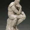 Figma The Thinker Gypsum Version (Reissue)