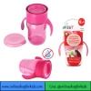 แก้วหัดดื่มเอเว้นท์ Philips Avent 7oz. Natural Drinking Cup, Pink