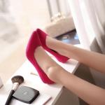 Preorder รองเท้าแฟชั่น สไตล์เกาหลี 32-43 รหัส 9DA-8226