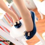 Preorder รองเท้าแฟชั่น สไตล์เกาหลี 31-43 รหัส 9DA-3847