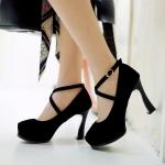 Preorder รองเท้าแฟชั่น สไตล์เกาหลี 34-43 รหัส 9DA-3480
